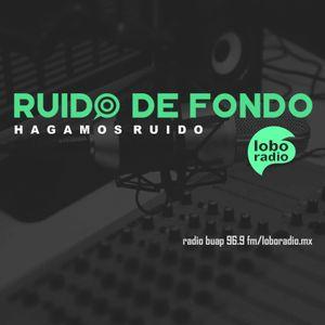 Ruido de Fondo: Frontgirls + Audry Funk, Nakury & Rebeca Lane (2da parte - 11 Noviembre 2015)