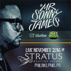 Live at Stratus Rooftop Lounge November 2016