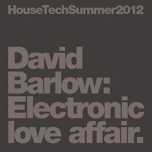 DJ Dave Barlow Mix - Electronic Love Affair