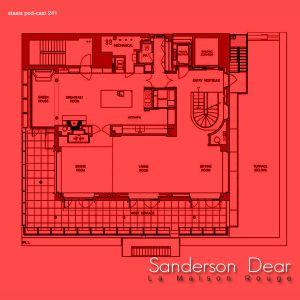 Sanderson Dear - La Maison Rouge