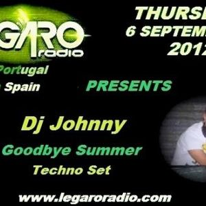 Dj Johnny - GoodBye Summer In Legaró ( Barcelona, Spain )