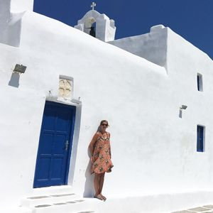 A First Timer's Guide to Greek Island Hopping Part 2