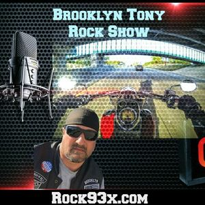 Rock93X - Brooklyn Tony Rock Show with special guest Jean Beauvoir