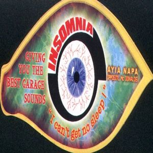 Insomnia Ayia Napa Live 2001 Mr Montana MC Rankin and Ms Dynamite