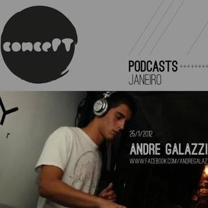 ConcePT Podcast #3 Andre Galazzi