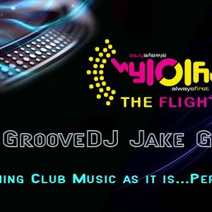 Y101FM The Flight Episode 6-14-12 - DJ Jake Guadez