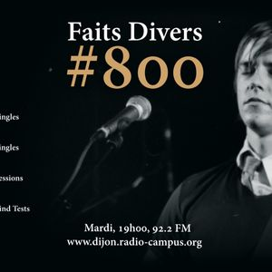 FAITS DIVERS #800 : Best of singles (1992-2004)