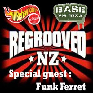 Regrooved NZ - ILL BEHAVIOUR Radio Show 23/08/12