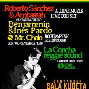 Programa 74, La Concha Reggae Radio (08/06/2013)