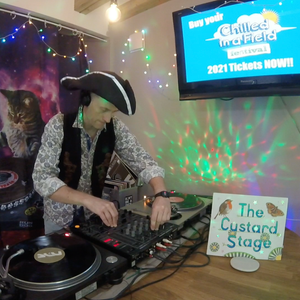 Custard Live - on Vinyl! @ Chilled in a Field at Home II - 1st August 2020
