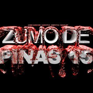 DJ MEZO - ZUMO DE PIÑAS VOLUMEN 15 (Julio 2012)