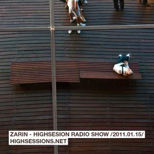 Highsession Radio Show (2011.01.15)