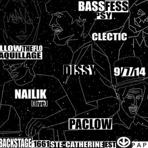 Bassfess Psy - Clectic