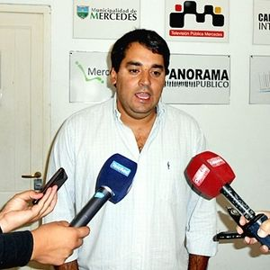 Pablo Vera Director de Prensa y Relaciones Institucionales Municipalidad de Mercedes Buenas Razones