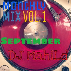Monthly MIX Vol.1 September