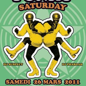 "DJ PHAROAH "" Funky Saturday 03-2011 Warm Up Vinyl Mix "" ***** LIVE *****"