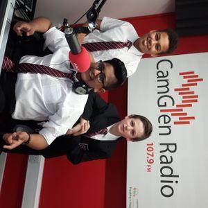 Trinity High School Radio Show: 13th October 2017
