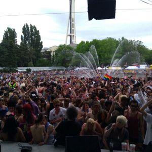 DJ Skiddle's Seattle Pride Mix 2011