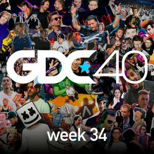 Global Dance Chart Week 34