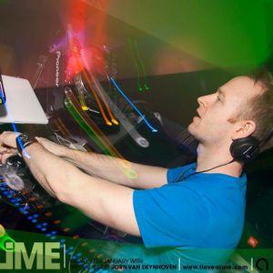 Colin Hamilton - Live @ Sublime 27-1-12, Azure Nightclub Glasgow