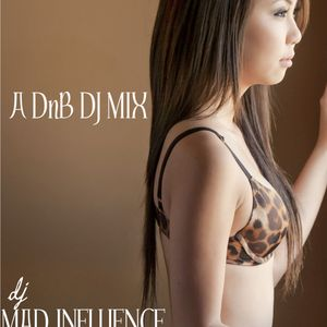 Mad Influence - Intelligent Design Liquid DnB/Drumstep Studio Mix 2011