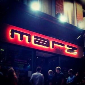 Marz Bar Mix - Recorded live at Marz bar