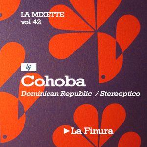 LAMIXETTE#42 COHOBA