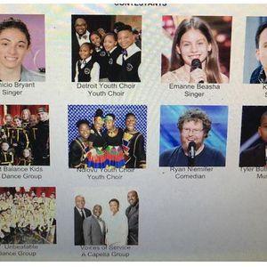 NBC's America's Got Talent Top Ten Finalists for 2019