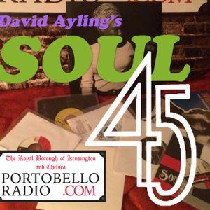 Portobello Radio David Ayling's Soul 45 Show EP1 by