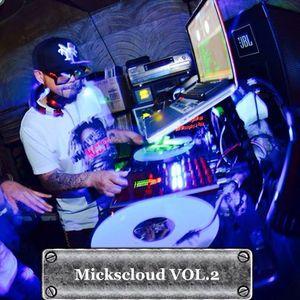 mickscloud HIPHOP MIX Vol.2