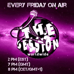★ The Session Worldwide Soulful Radio Mix 8 by Dj Matz ★