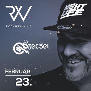 2018.02.23. - Rockwell Klub, Miskolc - Friday