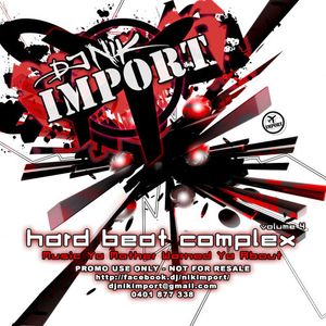 Nik Import - Hard Beat Complex Vol. 4 - Music Your Mother Warned About