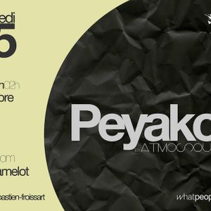 'Peyako' Live @ Panic Room, Paris - Part 3