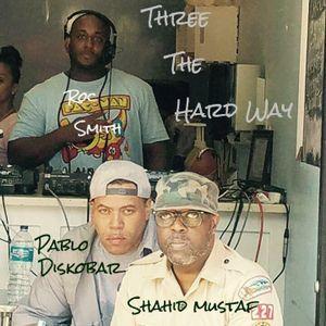 "9-26-2018 Dj Roc @ ""The Three The Hardway Cafe"""