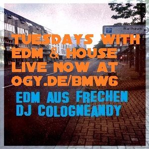 #TuesdayMotivation Nonstop mix #House #Deeptechhouse n more by #Cologneandy live from #Frechen
