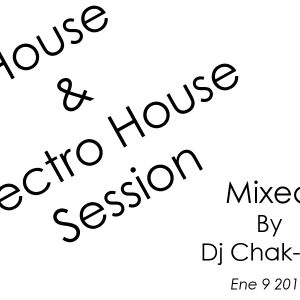 House & Electro House Session Ene 9 2010 Mixed by Dj Chak-on!