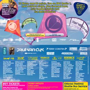 Ferry Corsten - Live @ Planet Love, Ireland 8-9-2007