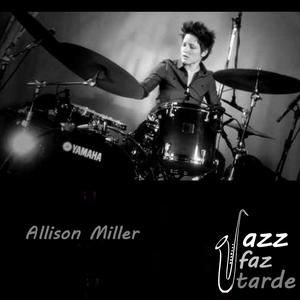 Allison Miller... part of Otis Was a Polar Bear