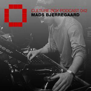 Culture Box Podcast 042 - Mads Bjerregaard