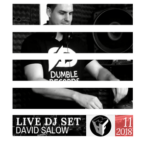 MAF Studio #Guest mix by David Salow 11-2018