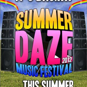 Summer Daze 2012 Promo Mix