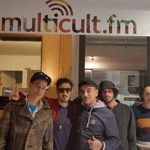 Radio Kanaka Intl 25.02.17 on multicult.fm Berlin wid The spike heel sex sound & Dj Will Villa