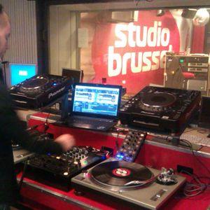 Tone @ Switch (Studio Brussel) 21-01-2012
