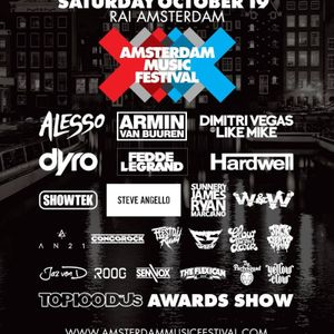 Steve Angello - Live @ DJ Mag Top 100 DJs Awards Rai Amsterdam (Netherlands) 2013.10.19.