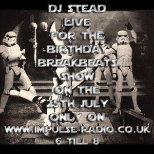 dj stead's 31st live on impulse radio