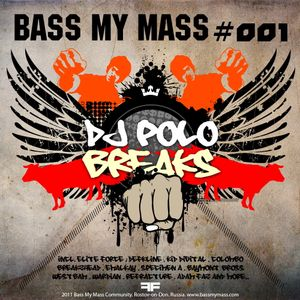DJ Polo - Bass My Mass mixtape 001