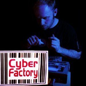 Neil Landstrumm @ Cyber Factory - Vibration Radio Brüssel - 16.10.2005