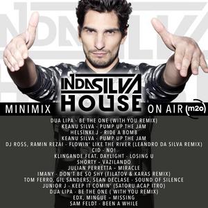 IN DA SILVA HOUSE minimix On Air on m2o Radio Week 26