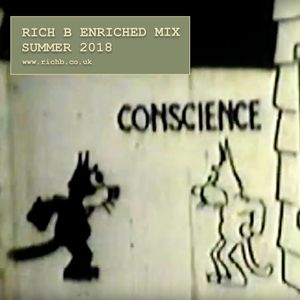 Rich B Enriched Podcast Summer 2018 (www.richb.co.uk)